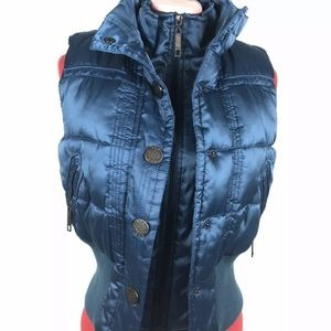 BKE Buckle Outerwear Womens Insulated Puffer Vest